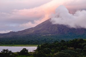 Volcano of Arenal, Costa Rica
