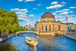 Museumsinsel (Museum Island), Berlin, Germany