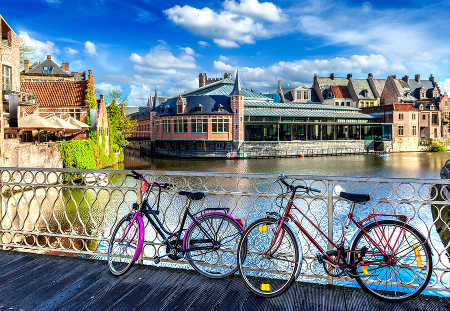 Bicycles for European travel