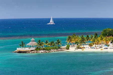 Caribbean Sea, Ocho Rios Jamaica