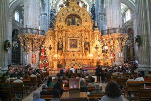 Metropolitana Cathedral of Mexico City, Mexico